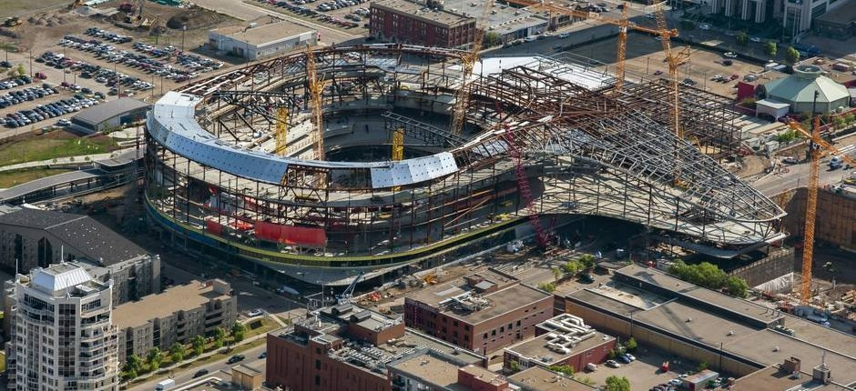 Rogers Place Sports Arena |Calgary