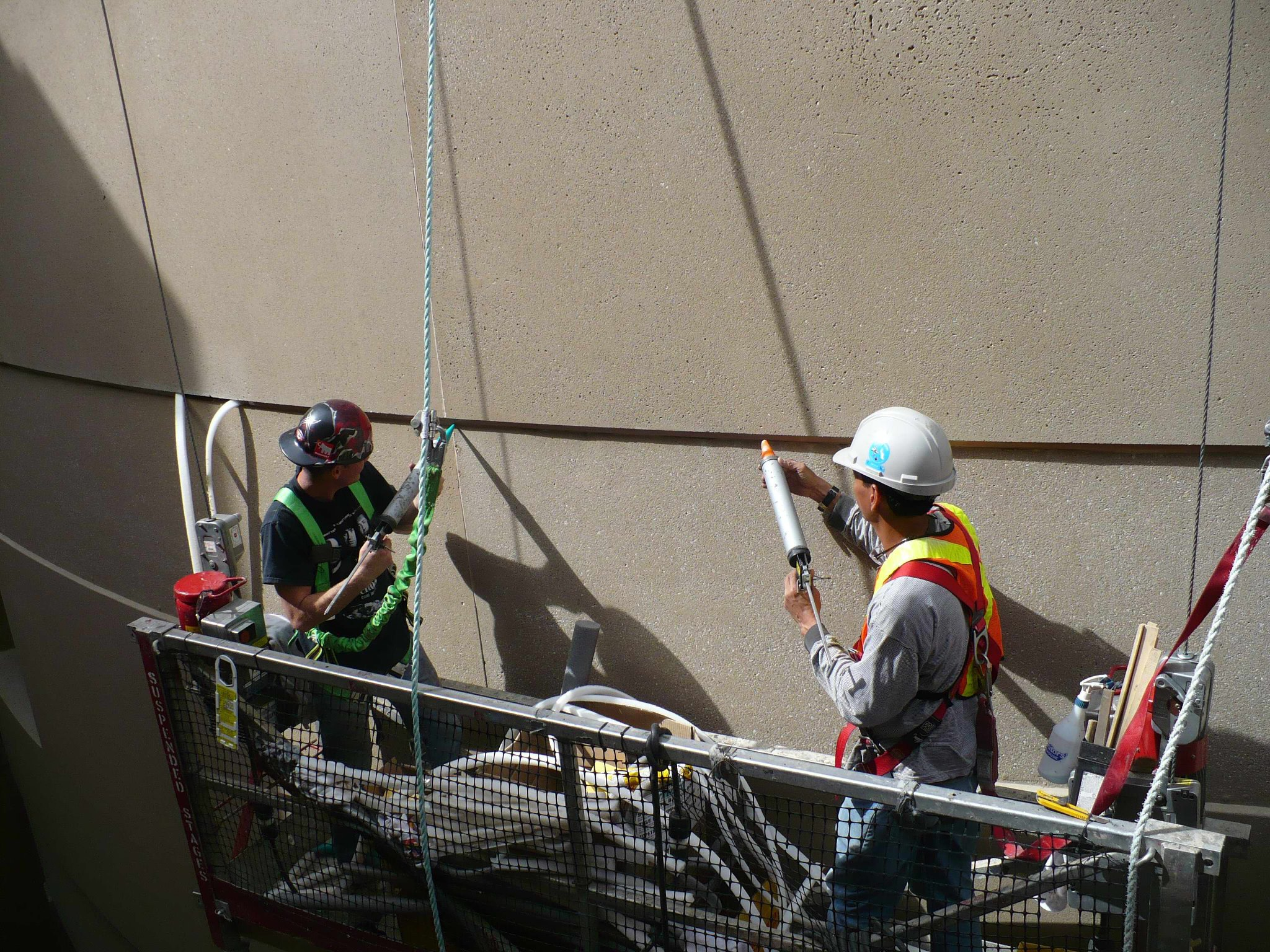 Expansion joint caulking systems |Sure-Seal